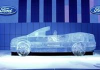 Buzdan Yapılmış Ford Focus