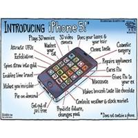 Gelecek Jenerasyon Apple İphone 5 İçin 5 Dilek