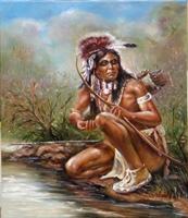 Kızılderililerden Müzik Dinlemek