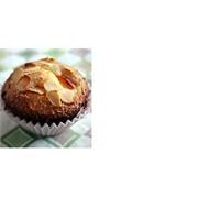 Şeftalili Ve Bademli Muffin