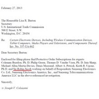 Patent Davası Hakimi, Artık Samsung'da Çalışıyor!
