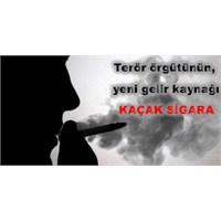 Kaçak Sigara Diye Hayvan Gübresi İçmeyin