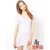 Haftanın Rengi : Beyaz Elbise Büyüsü