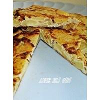 İspanyol Omleti (Tortilla De Patatas)