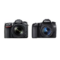 Nikon D7100 Vs Canon 70d Karşılaştırması