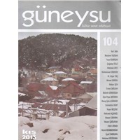 Osmaniye'den Bir Dergi: Güneysu