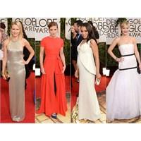 Kırmızı Halı Şıklığı: Golden Globe 2014