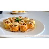 Peynirli Lokma Börek