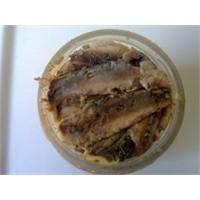 Tata Usta'dan Organik Tarifler - Konserve Hamsi