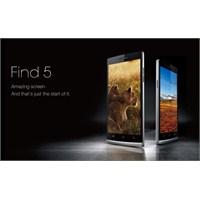 Oppo Find 5 Kamerasıyla Büyülüyor