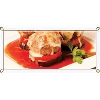 Enfes Bir Yemek | Köfteli Patlıcan