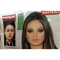 İşte En Seksi Kadının Makyajsız Hali.. Mila Kunis