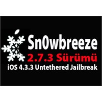 Sn0wbreeze 2.7.3 İos 4.3.3 Untethered Jailbreak
