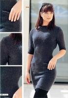 Harika Örgü Tunik Modelleri,kazak Orneklerı