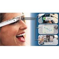Google' In Gözlüğü Glass Sizin Olsun