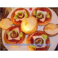 Kahvaltılık Hamburger Ekmeklerim