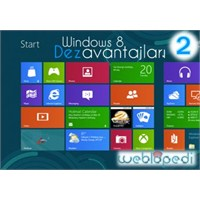 Windows 8 Dezavatajları – 2