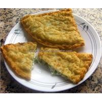 Peynirli Puf Böreği Nasıl Yapılır?