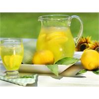 Limon Suyu Nasıl Zayıflatır