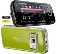 Nokia N85 Ve N79