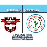 Gaziantepspor – Çaykur Rizespor