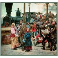 Konstantin Savitsky (1844 -1905) | Rus Ressam