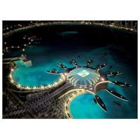 Katar'ın Sanat Harikası Stadyumları