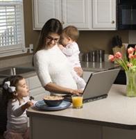 Pratik Anne Anlatıyor: Bir Yönetim Danışmanı Evden
