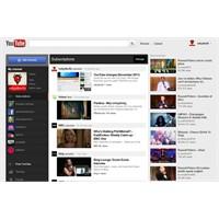 Youtube'un Yeni Tasarımı Aktif Oldu