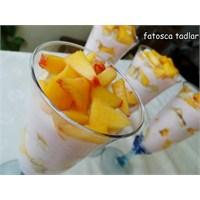 Muhallebili Meyveli Cuplar