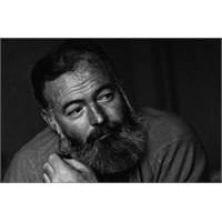 Ernest Hemingway Karakterlerine Aşık Olmak...