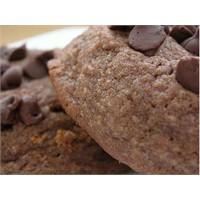 Nutellalı Damla Çikolatalı Kurabiye