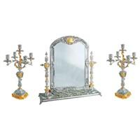 Gümüş Şamdan Modelleri