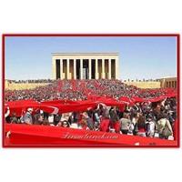 Anıtkabir Gezisi | Mausoleum Of Ataturk