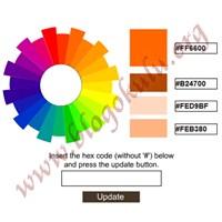 Renk Kodu Bulma Aracı