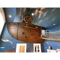 Çılgın Bir Fikir Ve Korsan Gemisinden Çocuk Odası