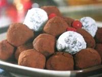Çikolatalı Kestaneli Şekerlemeler