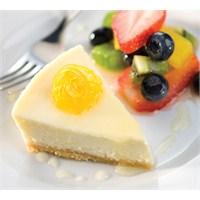 Ferahlatıcı Lezzet; Limonlu Cheesecake