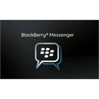 Blackberry Messenger İos Ve Android'e Geldi