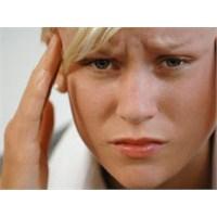 Dikkat Her Baş Ağrısı Migren Değildir