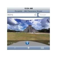 İphone İçin Panoramik Fotoğraf Uygulaması