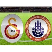 Galatasaray 2 – 0 İstanbul Bşb ( 30/03/2013 )
