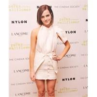 Emma Watson'dan En İddialı Olgun Kıyafetleri
