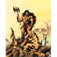 Conan' İm Aslanim