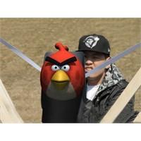 Angry Birds'ün Çizgi Filmi Çıkıyor