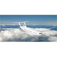 Nasa'nın Konsept Uçağı Yakıt Tüketimini Azaltacak