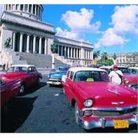 Üstü Açık Otomobil Müzesi: Küba