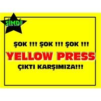Yellow Press Yayında!
