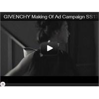 Givenchy İlkbahar/ Yaz 2013 Reklam Kampanyası