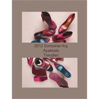 2012 Sonbahar-kış Ayakkabı Trendleri